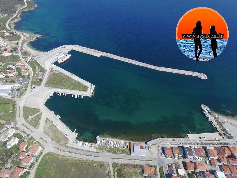 Avşa Adası Yiğitler Marimna Drone Çekimi