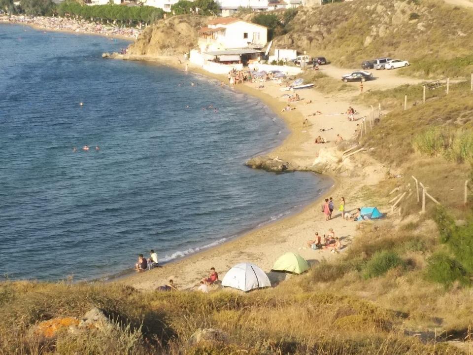 Avşa Adası Çadır Turizmi