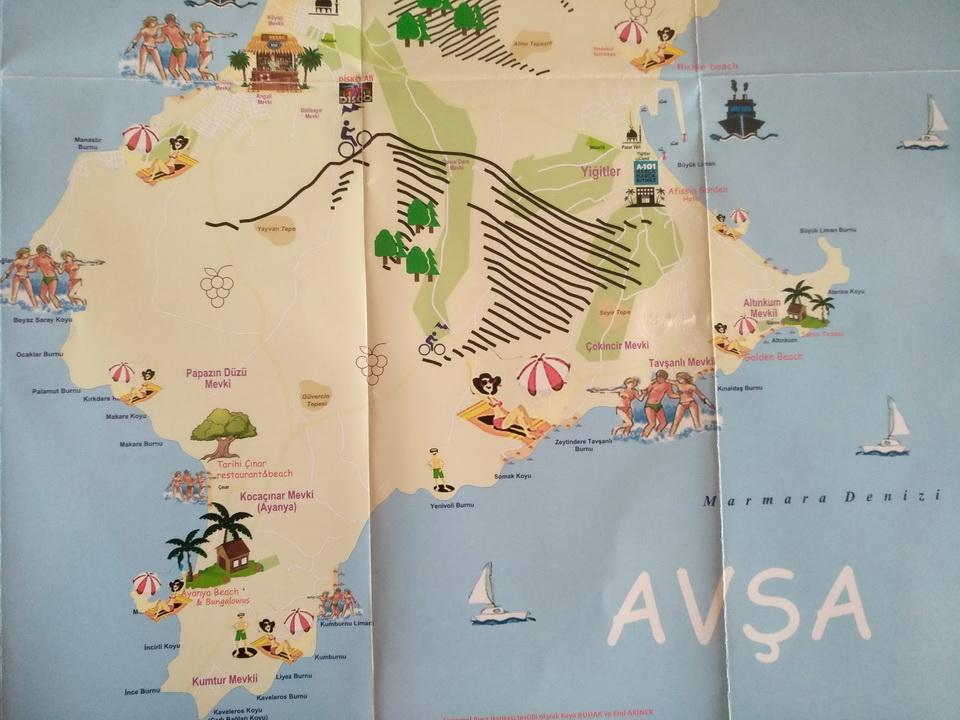 Avşa Adası Nerede 2