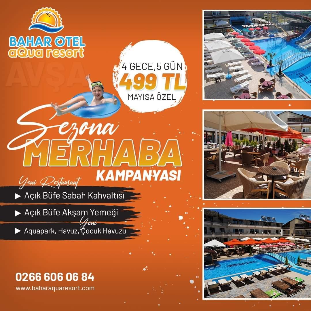 2021 Bahar Otel Mayıs Kampanya
