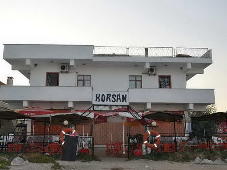 Korsan Motel Cafe 1