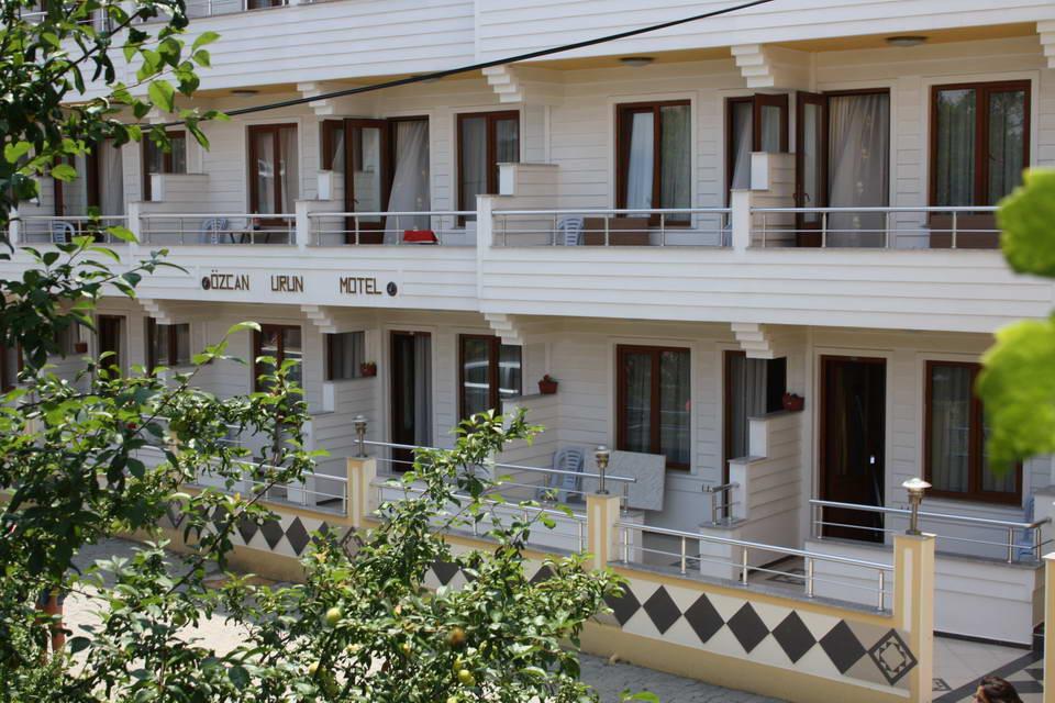 Özcan Ürün Motel 8