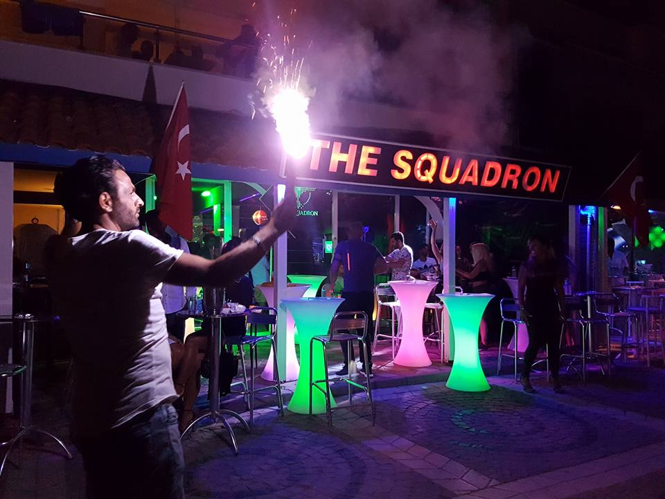 Avşa Adası The Squadron Club