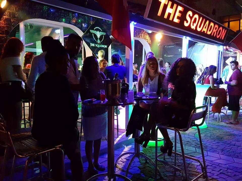 The Squadron 8