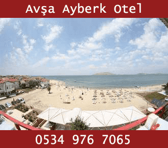 Avşa Ayberk Otel