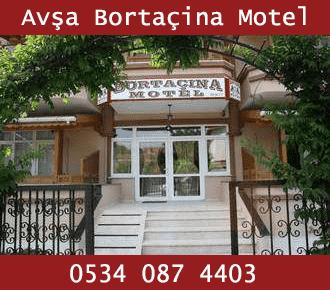 Avşa Bortaçina Motel