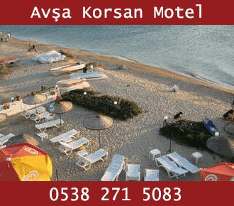 Avşa Korsan Motel
