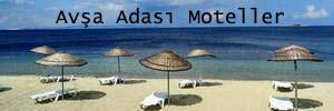 Avşa Adası Motelleri