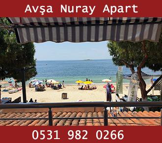 Avşa Nuray Apart