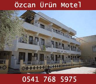 Avşa Özcan Ürün Motel