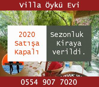 Avşa Villa Öyküevi